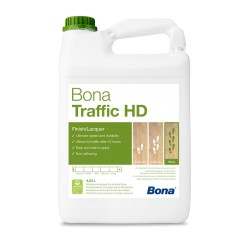 BONA Traffic HD 2K Parkettlack 4,95L