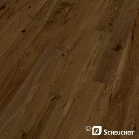 Black Walnut Country Scheucher Woodflor 182 Plank