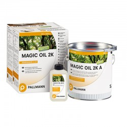 Pallmann Magic Oil 2K A/B Natur 1L 2,75L 2 Komponenten Parkett Öl