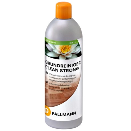 Pallmann Clean Strong - Grundreiniger 0,75L, 10L