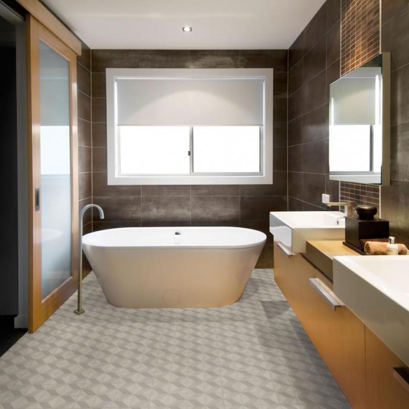 klick vinyl 36001005 tarkett starfloor click 30 cube 3d grey. Black Bedroom Furniture Sets. Home Design Ideas