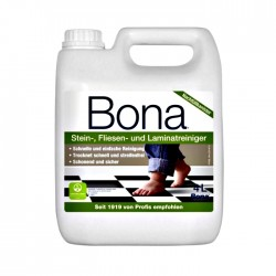 BONA Stone Tile Laminate Cleaner Refill 4L Hard Floor Cleaner
