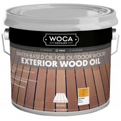 WOCA Exterior Wood Oil 1L, 2,5L