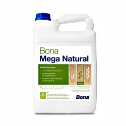 BONA Mega Natural 5L, ultramatt
