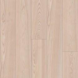 Esche Natur Landhausdiele Long plank PERGO Laminat