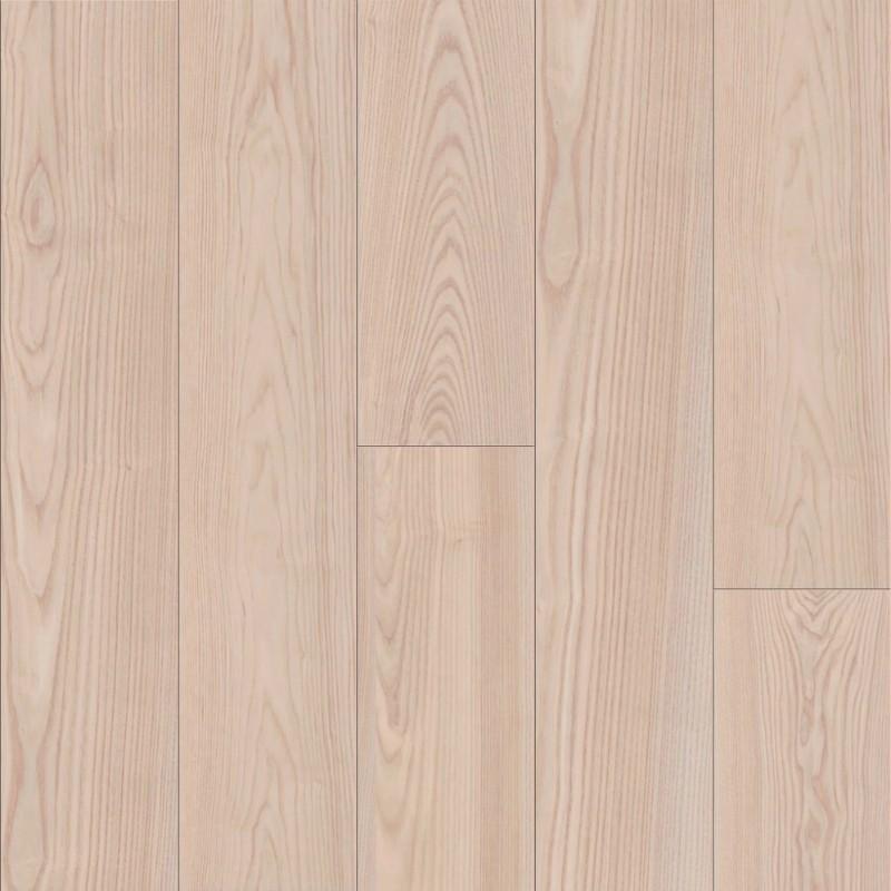 Long Plank 4 Bevel Natural Ash, Ash Wood Laminate Flooring