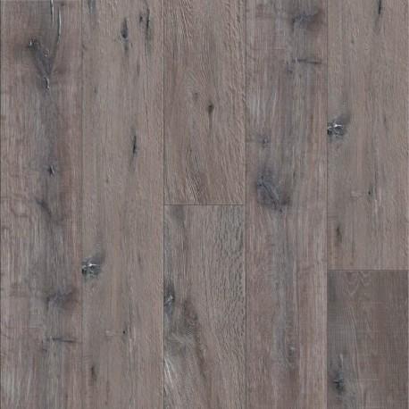 Reclaimed Grey Oak plank, Long plank PERGO Laminat