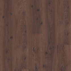 Chocolate Oak plank, Long plank PERGO Laminat