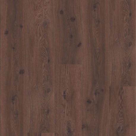 Chocolate Oak plank, Long plank PERGO Laminat