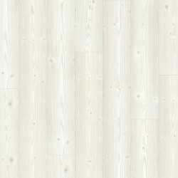 Weiße Kiefer Nordisch Pergo Klick Vinyl Designboden