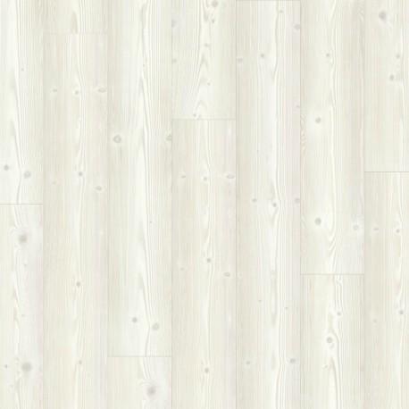 Nordic White Pine Modern plank Pergo Vinyl Click
