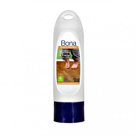 BONA Wood Floor, Hard floor Cleaner Cartridge, Refill for Spray Mop