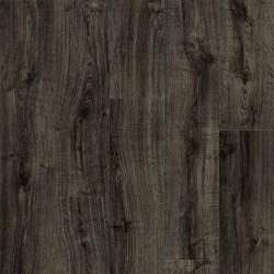 Black City Oak Modern Plank Pergo Click Vinyl Design Floor