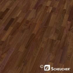 Scheucher Woodflor 182 Black Walnut Nature Parquet Flooring