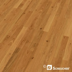 Oak Knotty Scheucher BILAflor 1000 Parquet Flooring