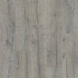 Grey Heritage Oak Classic Plank Pergo Click Vinyl Design Floor
