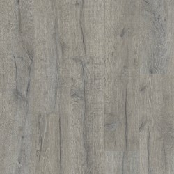 Grey Heritage Oak Classic plank Pergo Vinyl Click