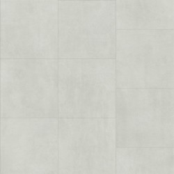 Light Concrete Pergo Click Vinyl Tiles Design Floor