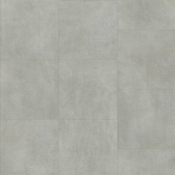 Warm Grey Concrete Pergo Click Vinyl Tiles Design Floor