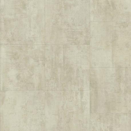 Cream Travertin Pergo Click  Vinyl tile