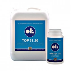 Oli Aqua Top 51.20 2C Parquet Sealer