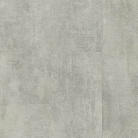 Light grey Travertin Pergo Click  Vinyl tile