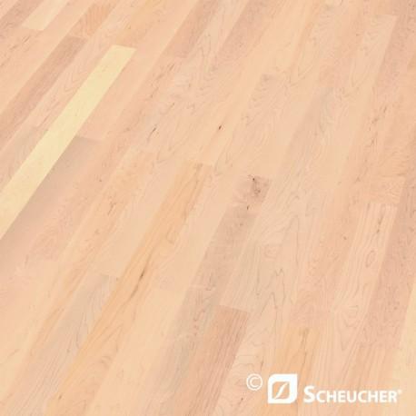 Scheucher Woodflor 182 Ahorn can. Natur Schiffsboden