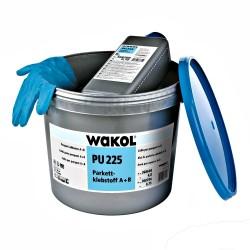 Wakol PU 225 Parquet Adhesive A B 6,75kg 10kg