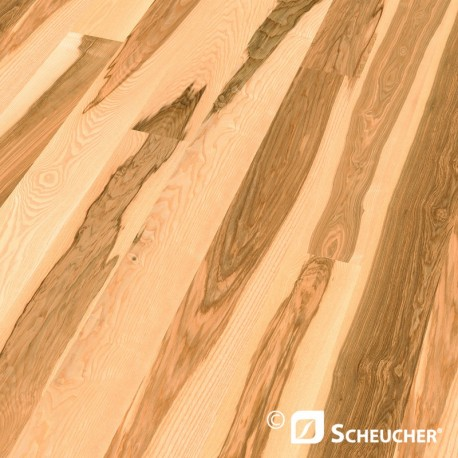 Heartwood Ash Scheucher Woodflor 182 Plank