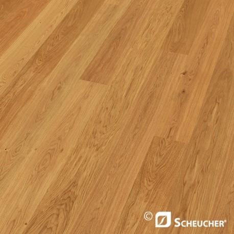 Scheucher Woodflor 182 Eiche Natur Landhausdiele