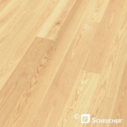 Esche Natur Scheucher Woodflor 182 Parkett Landhausdiele