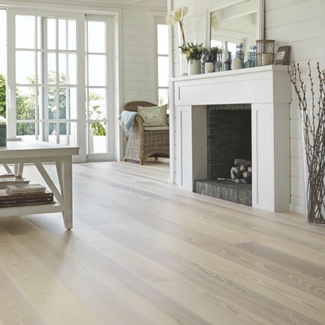 Tarkett Prestige Ash seashell 1-strip plank