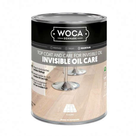 WOCA Invisible Oil Care Ölpflege 1L
