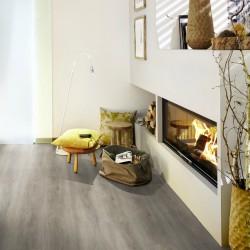 Wineo 400 Wood XL Memory Oak Silver Klebevinyl Designboden