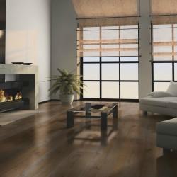 Wineo 400 Wood XL Intuition Oak Brown Glue Down Vinyl Design Floor
