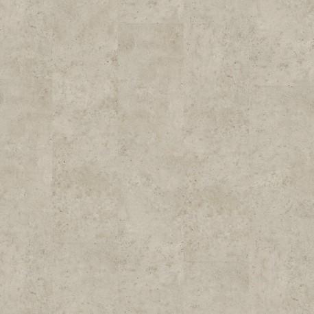 Wineo 400 stone Patience Concrete Pure- Klebevinyl