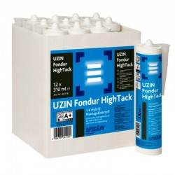 UZIN Fondur HighTack 310ml 1-Comp. Hybrid Structural Adhesive