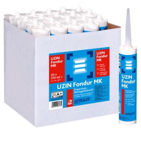 UZIN Fondur MK  Dispersions-Montageklebstoff 310ml