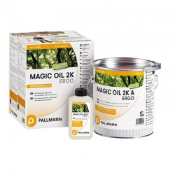 Pallmann Magic Oil 2K A B ERGO Natural 1L, 2,75L