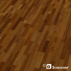 Merbau Scheucher Woodflor 182 3 Strip Parquet Flooring