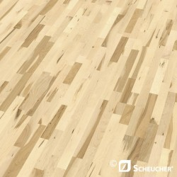 Scheucher Woodflor 182  Hard Maple Structure Parquet Flooring