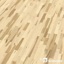 Scheucher Woodflor 182  Hard Maple Structure Parquet Flooring