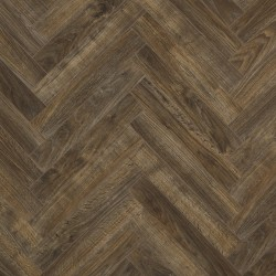 Java Brown Chateau BerryAlloc Laminate Herringbone