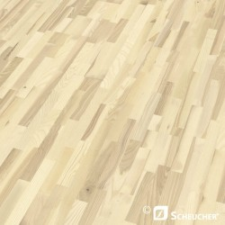 Scheucher Woodflor 182  Ash Structure Perla Parquet Flooring