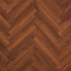 Merbau Brown Chateau BerryAlloc Laminate Herringbone
