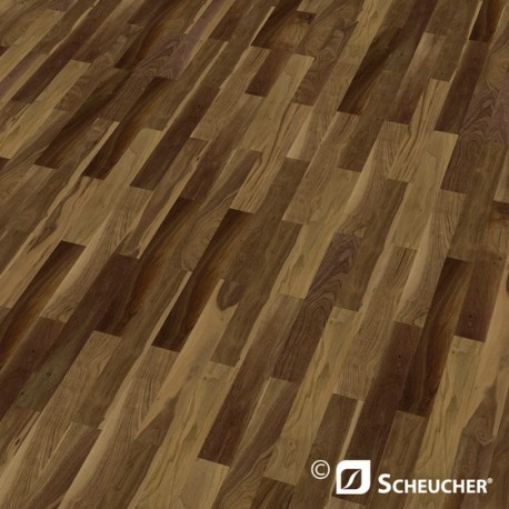 Scheucher Woodflor 182 Black Walnut Struktur