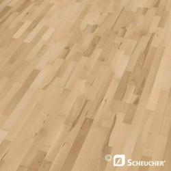 Scheucher Woodflor 182 Buche ged. Struktur Schiffsboden Parkett
