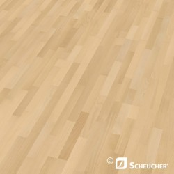 Scheucher Woodflor 182 Beech Steamed Select Parquet Flooring