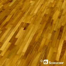 Iroko Scheucher Woodflor 182 Parquet Flooring