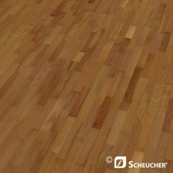 Scheucher Woodflor 182 Cherry eur. Steamed Nature Parquet Flooring